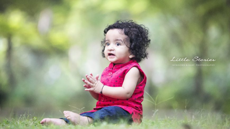 Baby Photography by Little Stories
