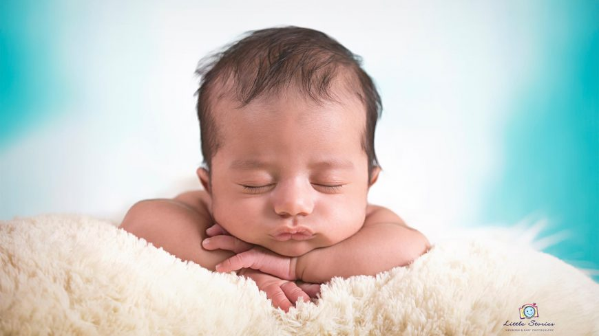 Best Newborn Baby Photography in Delhi