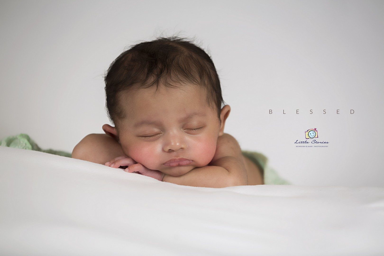 Pure Newborn Baby Shoots by Little Stories