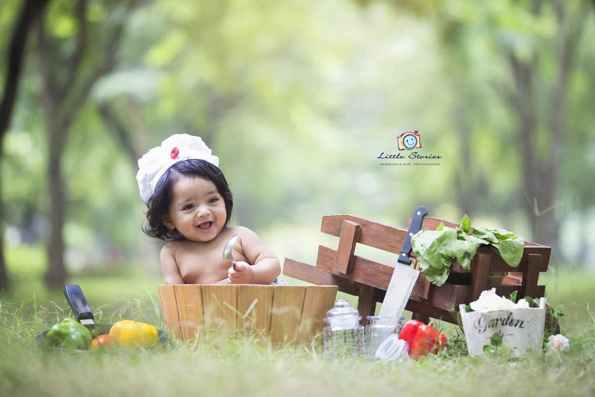 Baby & Kids Photography in Delhi