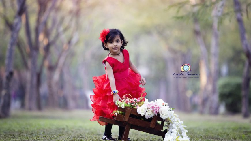 Kids Photography in Noida