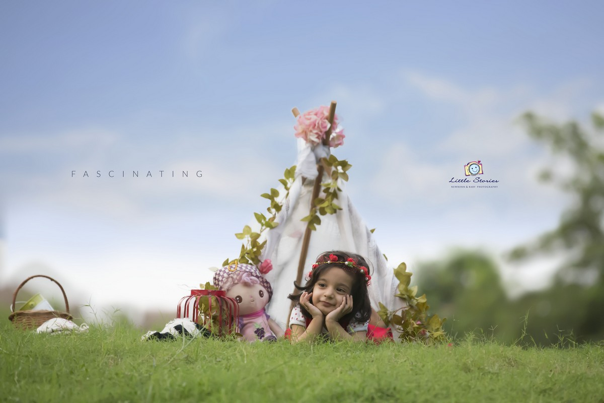 Little Stories Kids Photography Studio in Noida