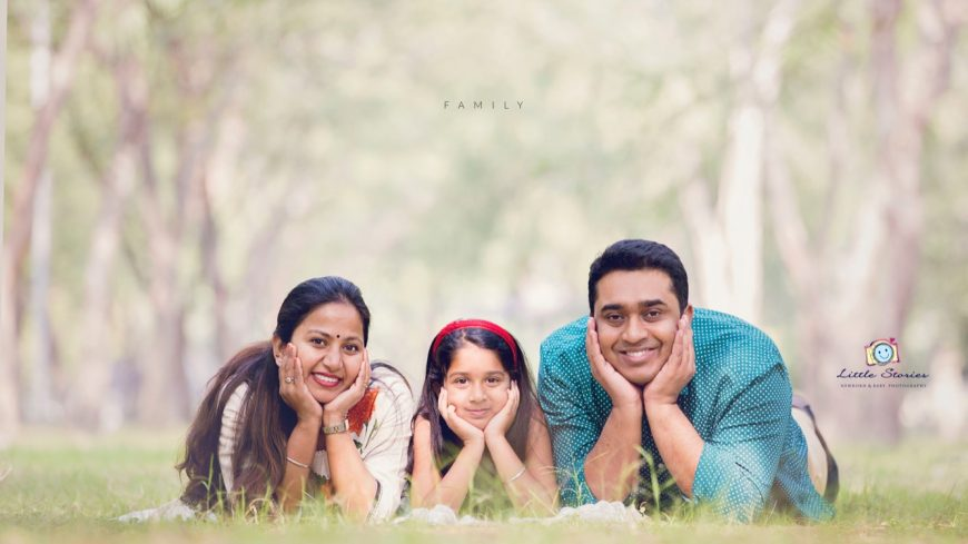 Top Family Photographers in Faridabad