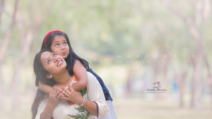 Family and Child Photography in Delhi