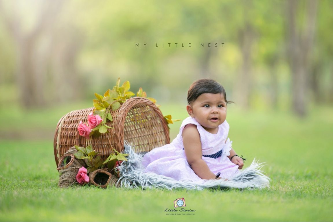 Toddler Photo Sessions by Little Stories