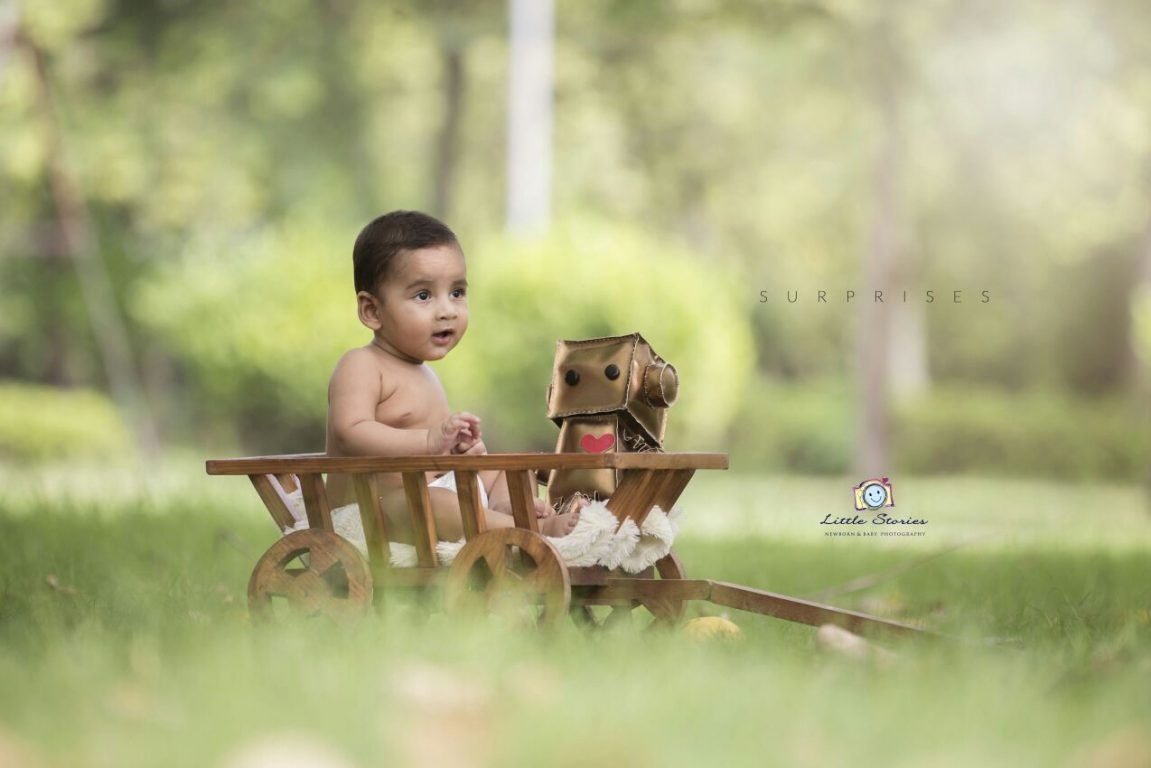 Kids / Baby Photography by Little Stories