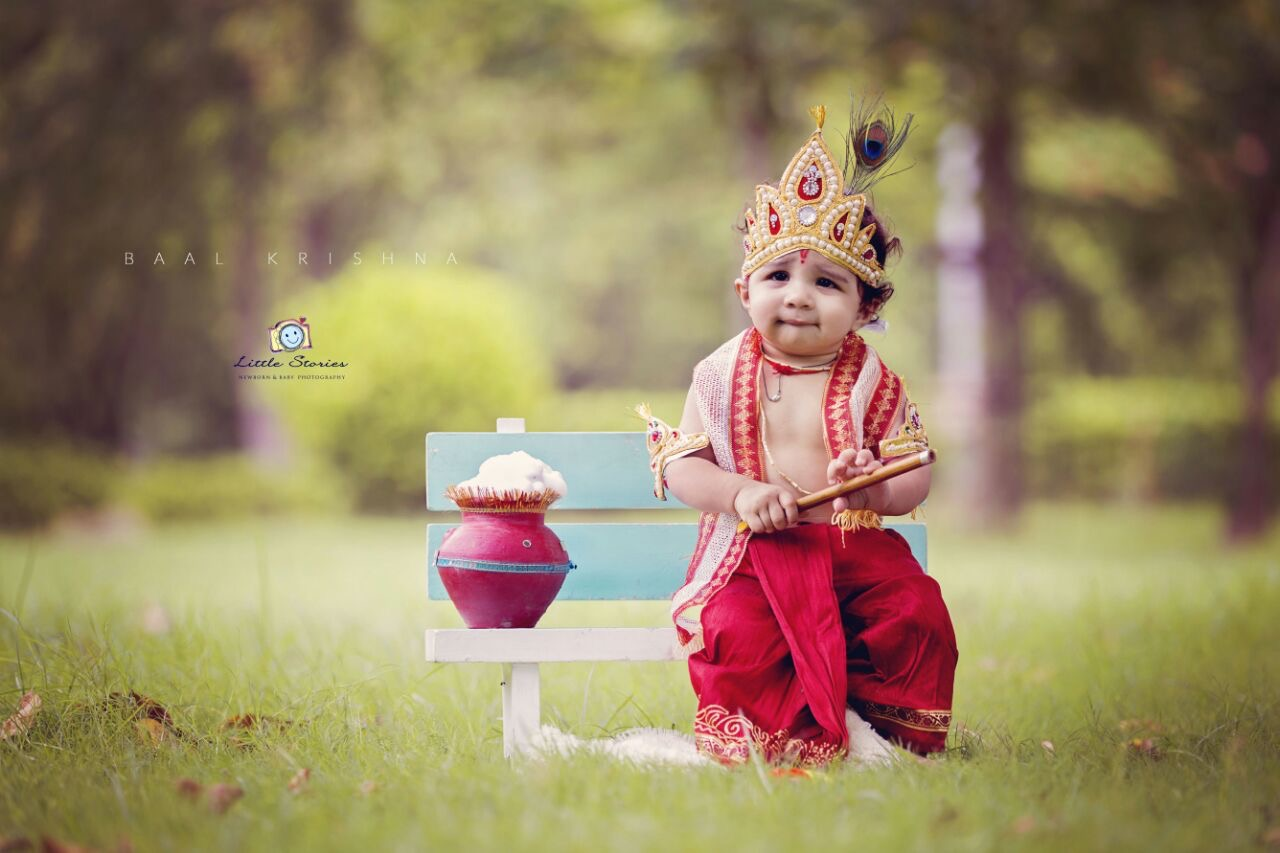 Kids Baby Shoots in Noida - Delhi - Gurgaon