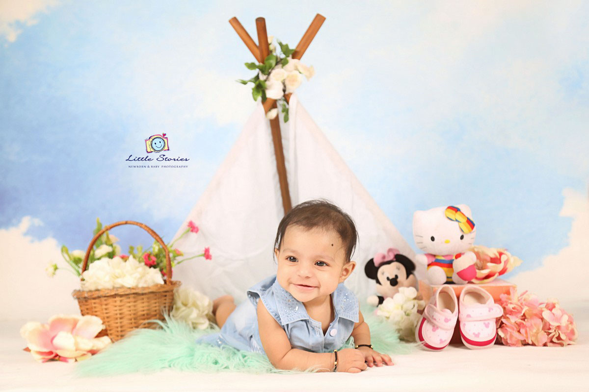 Little Stories Newborn Baby & Kids Photography Studio in Delhi