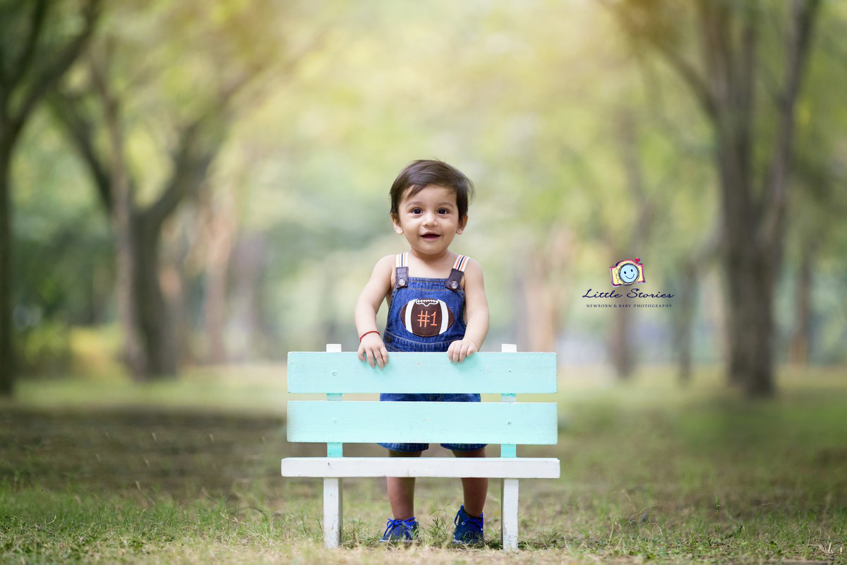Professional Child Photography in Delhi
