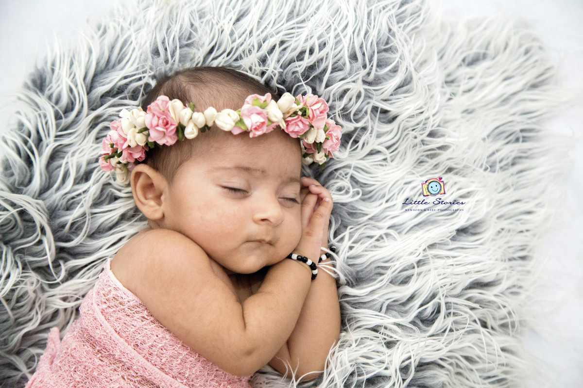 Newborn Photo Shoots in Delhi