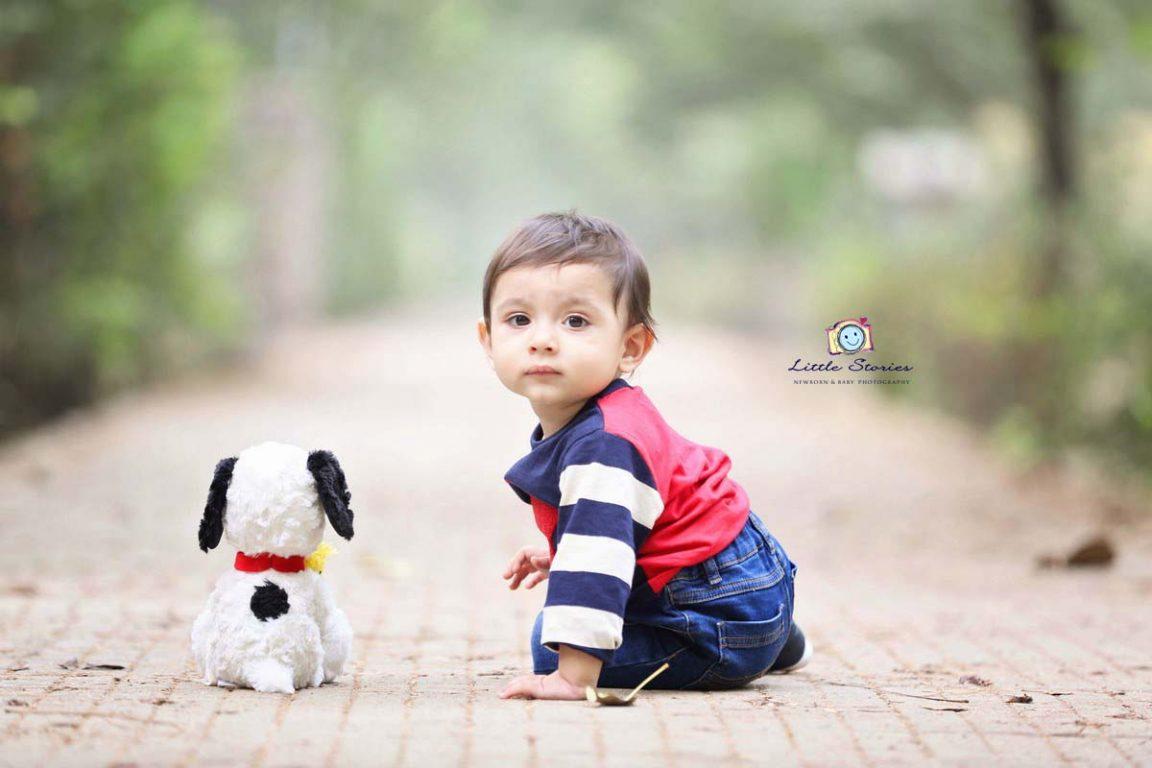Baby Photography in Delhi