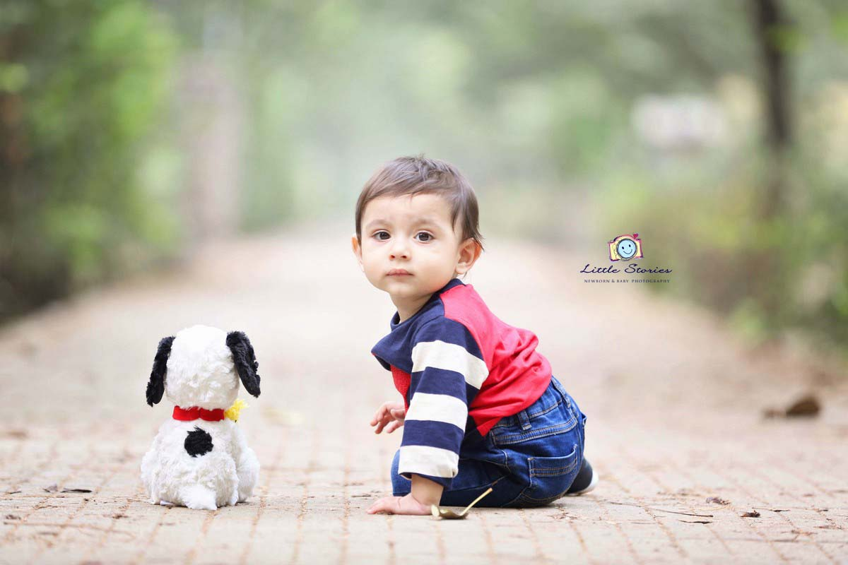 Baby Photography in Delhi