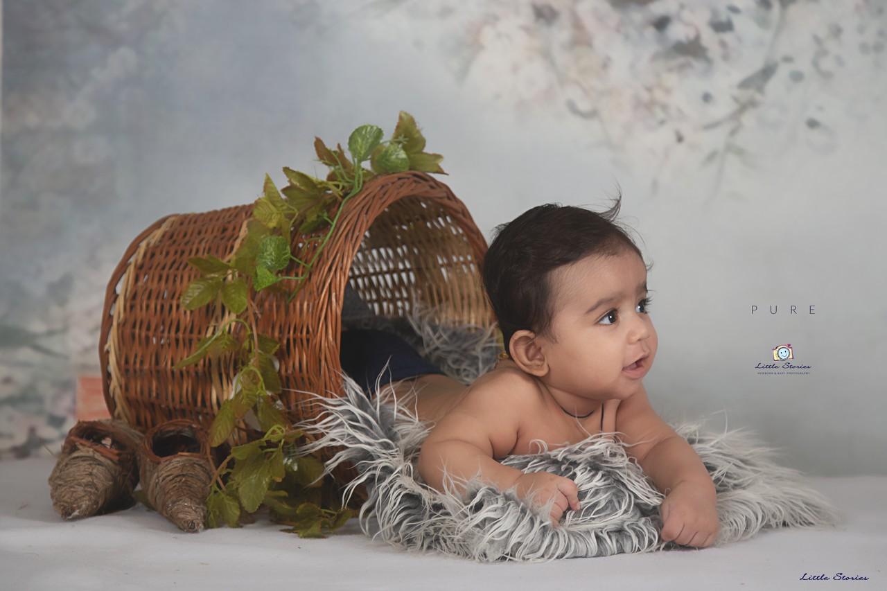 Newborn Baby Photo Shoots Delhi