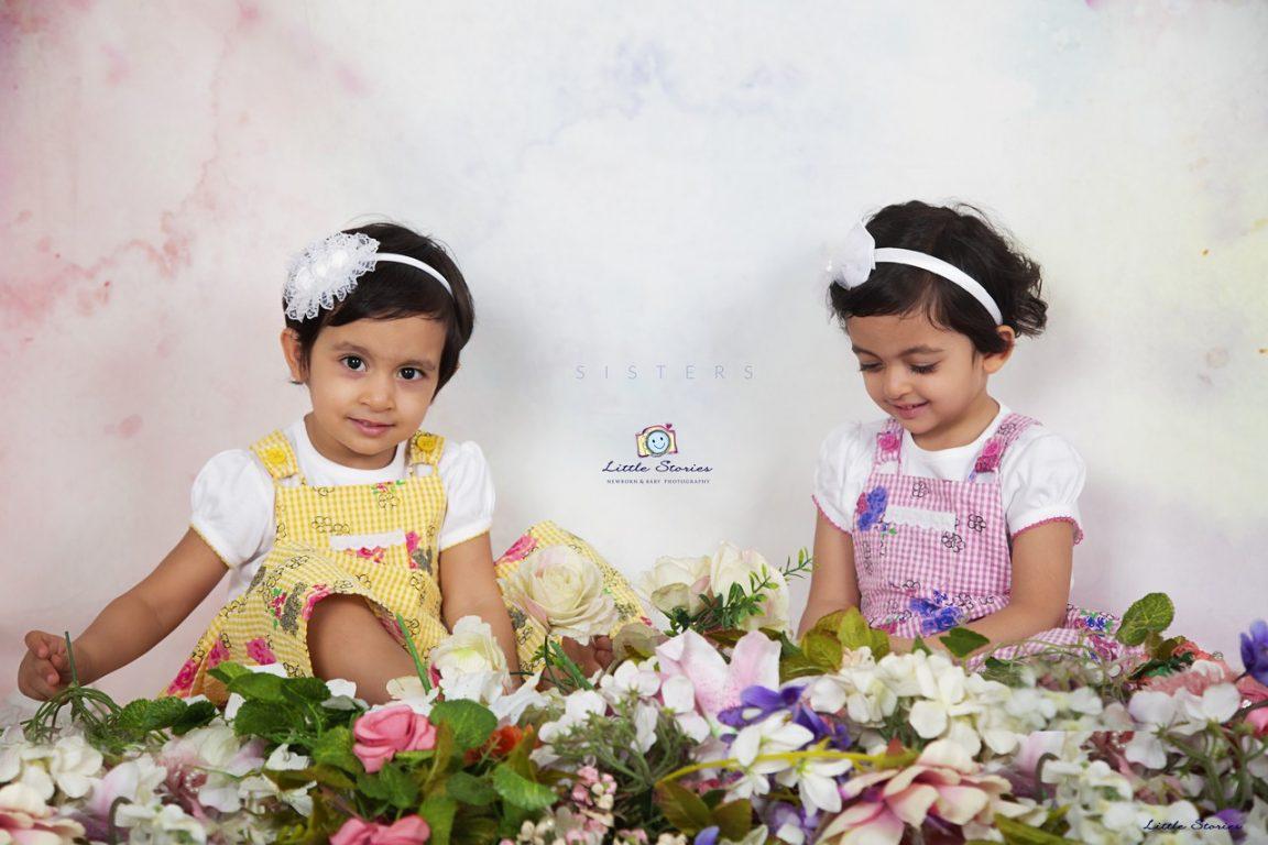 Twin Kids Photography
